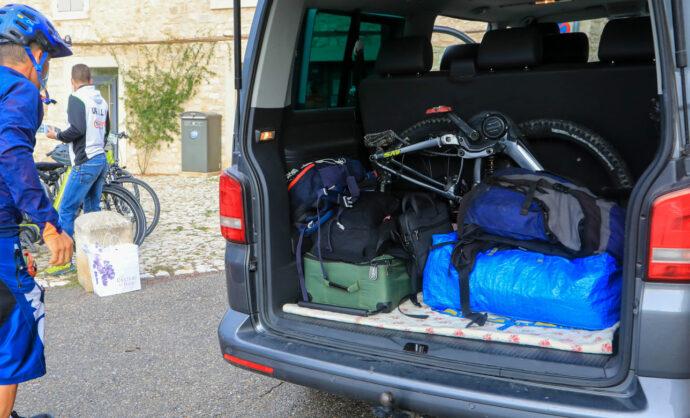 déplacements vaucluse vélo @Hocquel