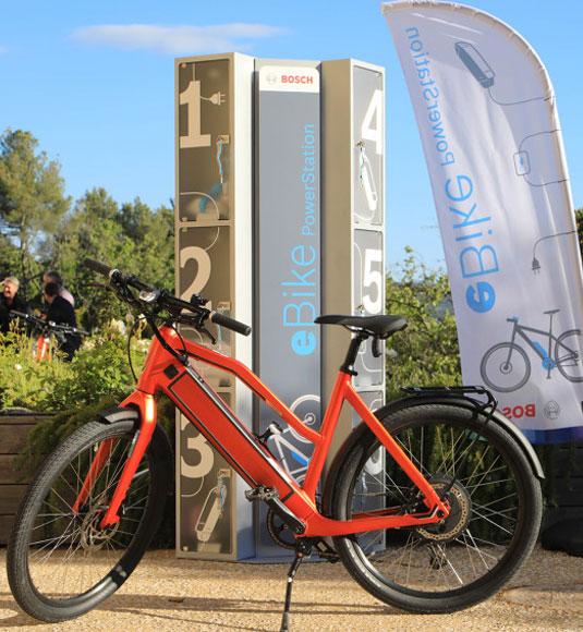 E-Bikes  Luberon