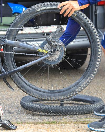 Kontrollen E-Bikes