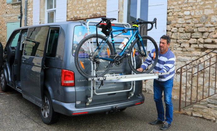 Transport – Gepäcks Provence @ Hocquel