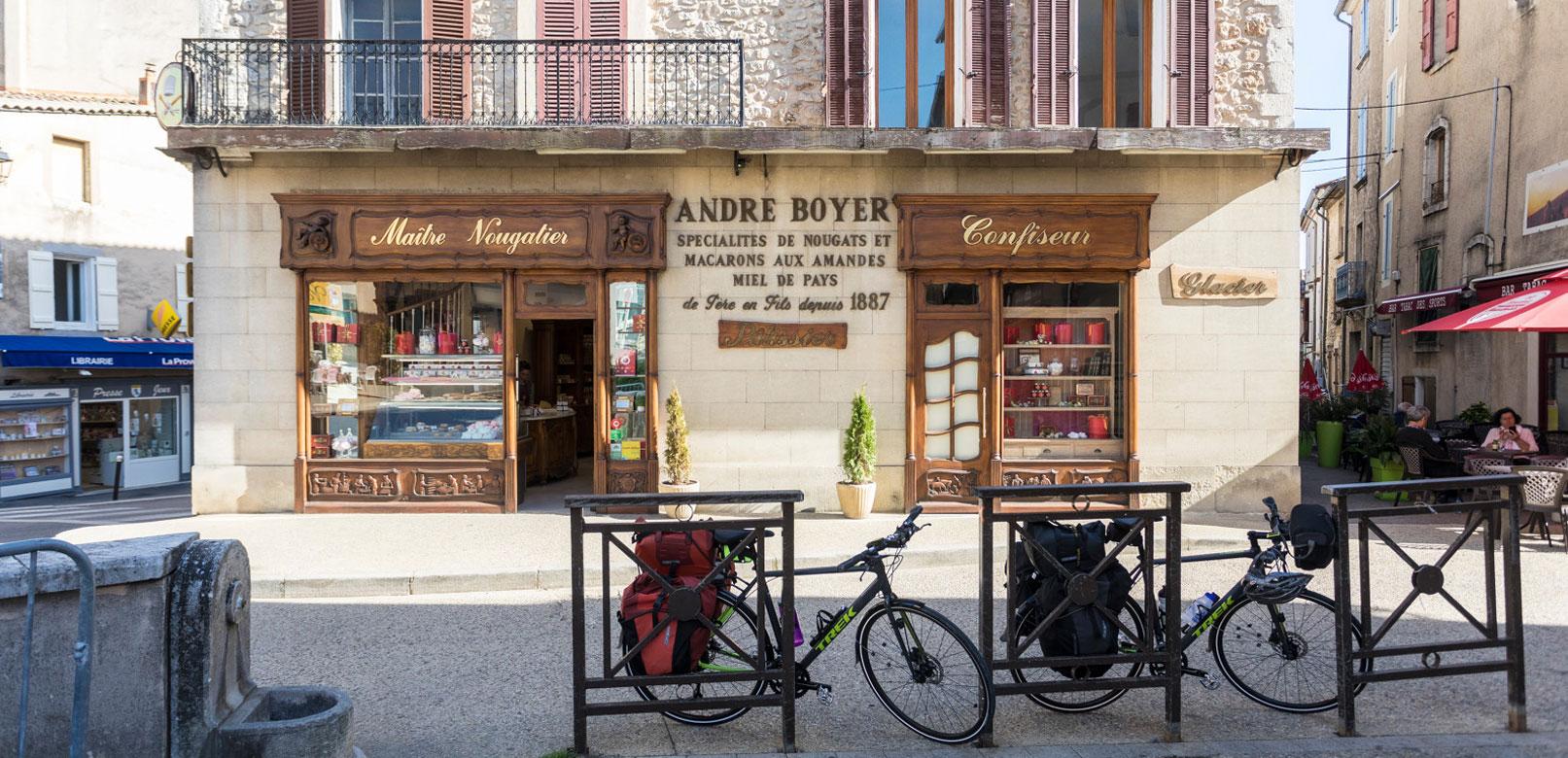 Besichtigungen und Aktivitäten – Radfahren © Rathay