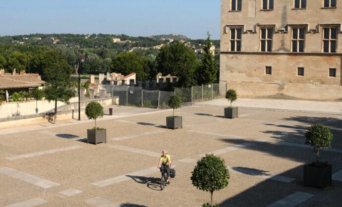 Avignon radfahren