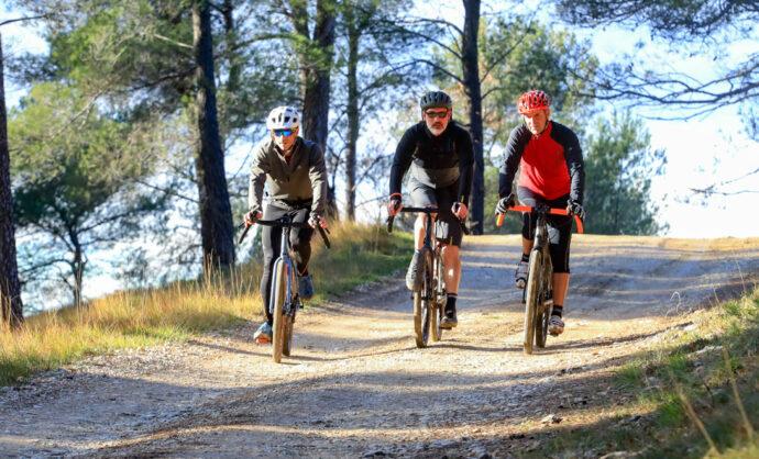 Gravel-Biken: Fahren Sie unbeschwert